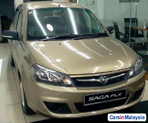 Picture of Proton Saga Manual