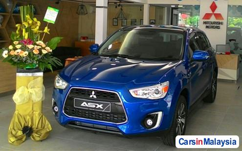 Picture of Mitsubishi ASX Semi-Automatic