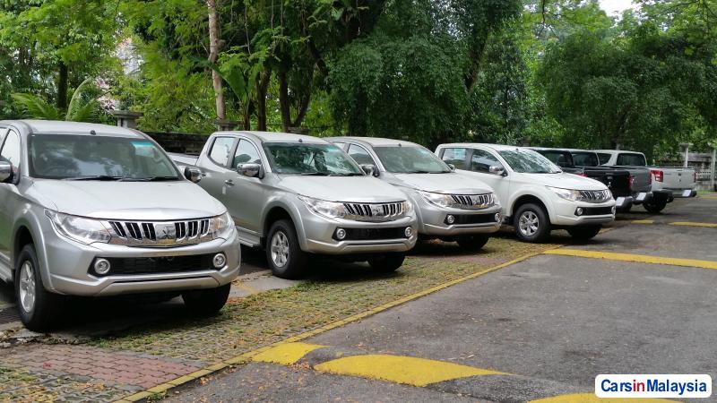 Mitsubishi Triton Semi-Automatic in Malaysia