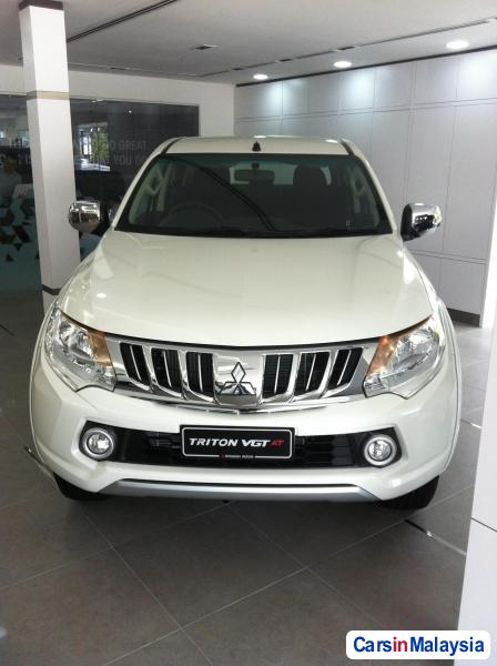 Picture of Mitsubishi Triton Semi-Automatic in Malaysia