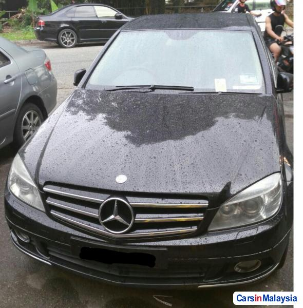 Picture of Mercedes Benz C-Class Automatic 2008