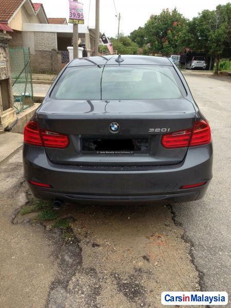 BMW 3 Series Automatic 2014