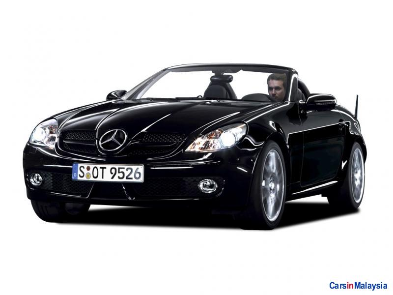 Picture of Mercedes Benz SLK200K Automatic