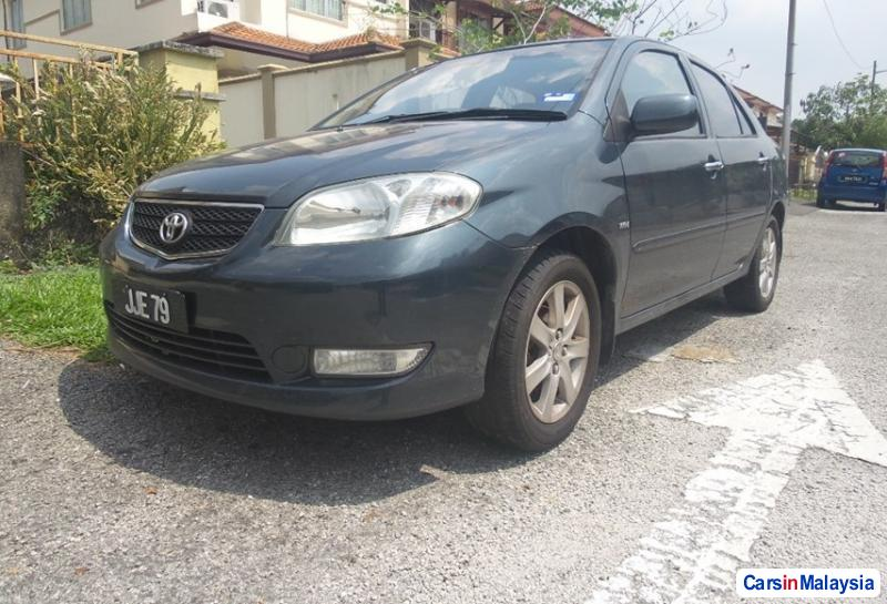 Picture of Toyota Vios 2005