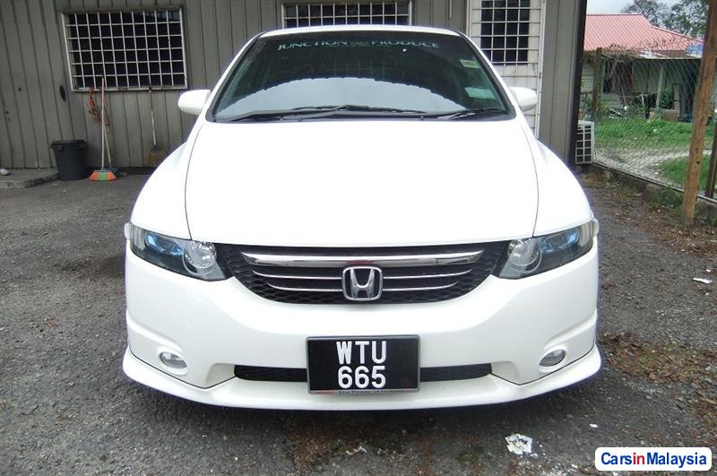 Picture of Honda Odyssey 2010
