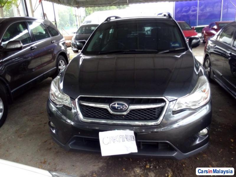 Picture of Subaru XV Automatic 2013