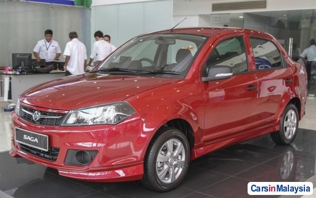 Proton Saga Automatic