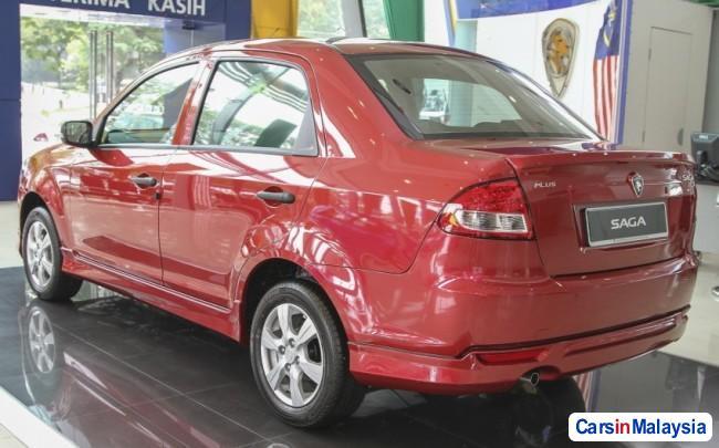 Proton Saga Automatic in Selangor