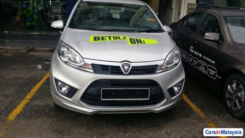 Proton Iriz Automatic in Malaysia