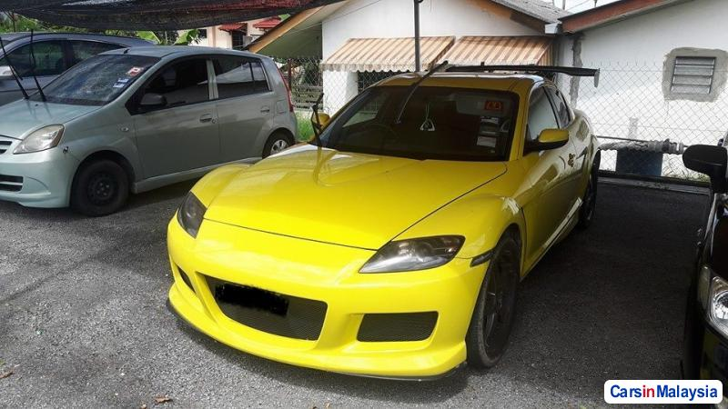 Picture of Mazda RX-8 Manual 2004