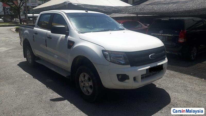 Picture of Ford Ranger Manual