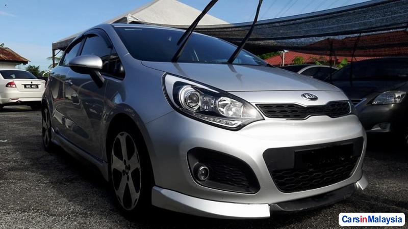 Picture of Kia Rio Automatic 2014