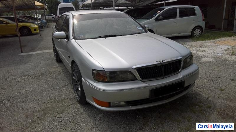 Picture of Nissan Cefiro v6 Automatic 2001