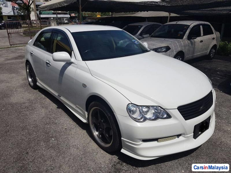 Pictures of Toyota Mark X Automatic
