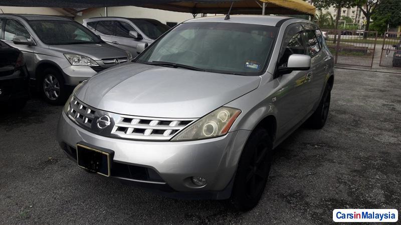 Nissan Murano Automatic 2009