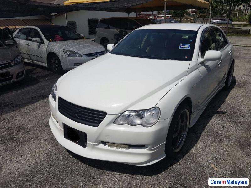 Toyota Mark X Automatic