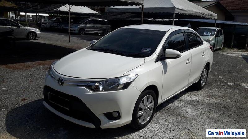 Toyota Vios Automatic in Kuala Lumpur