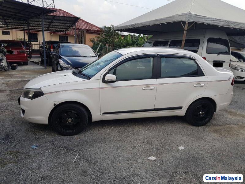 Proton Saga Automatic in Kuala Lumpur