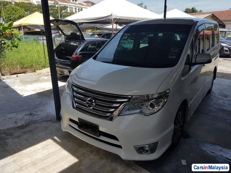 Nissan Serena Automatic in Kuala Lumpur