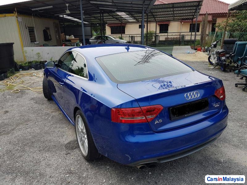 Audi A5 Automatic in Malaysia