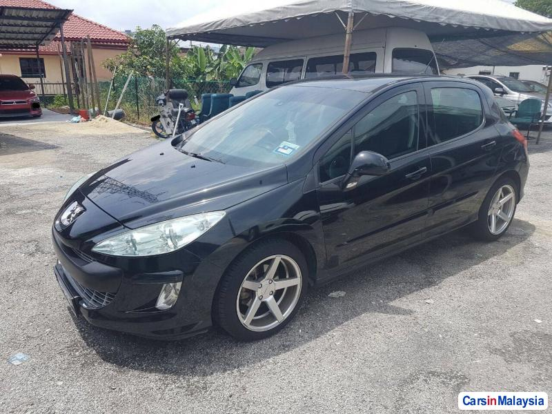 Peugeot 308 Automatic in Malaysia