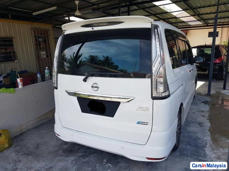 Nissan Serena Automatic in Malaysia