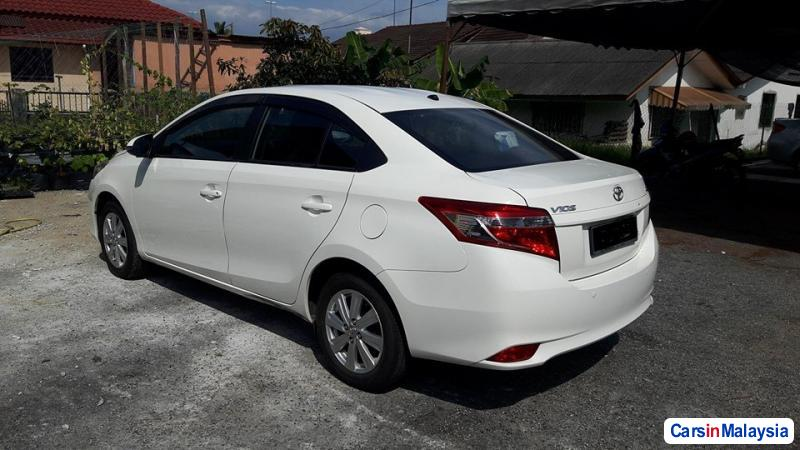 Picture of Toyota Vios Automatic in Kuala Lumpur