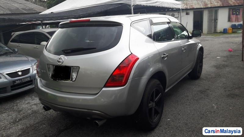Picture of Nissan Murano Automatic 2009 in Kuala Lumpur