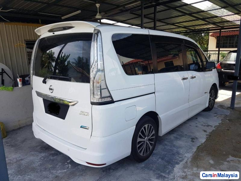 Picture of Nissan Serena Automatic in Kuala Lumpur