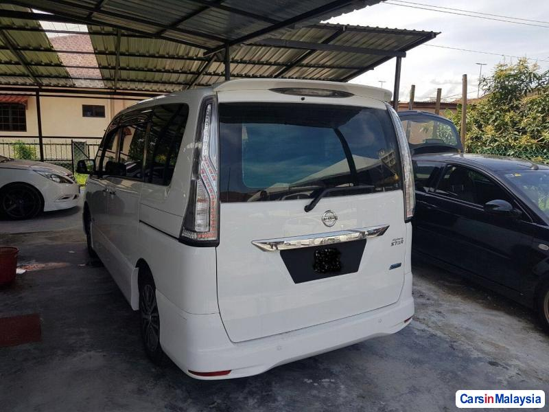 Picture of Nissan Serena Automatic in Malaysia