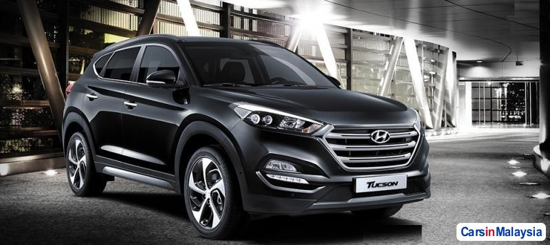 Picture of Hyundai Tucson Semi-Automatic