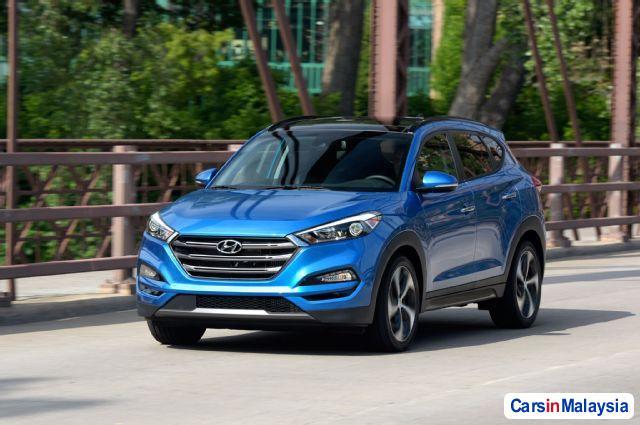 Hyundai Tucson Semi-Automatic in Malaysia - image
