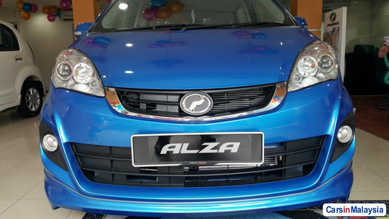 Pictures of Perodua Alza Manual
