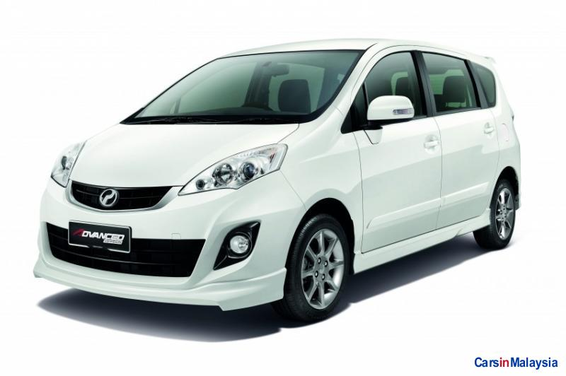 Pictures of Perodua Alza Automatic