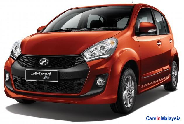 Picture of Perodua Myvi Manual