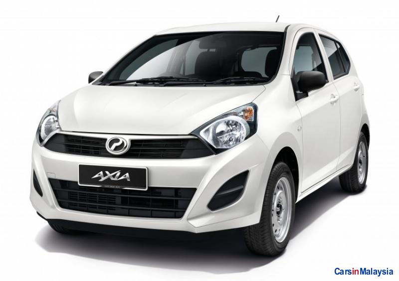 Picture of Perodua Axia Manual