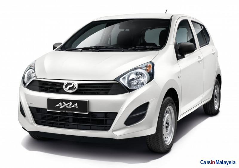 Pictures of Perodua Axia Manual