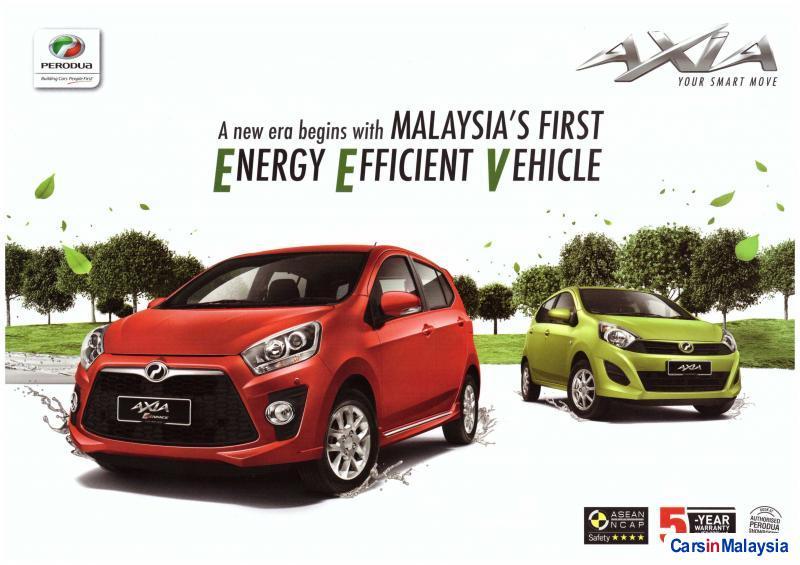 Picture of Perodua Axia Manual