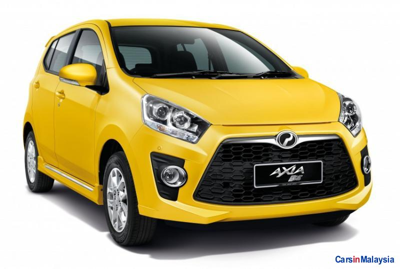 Picture of Perodua Axia Automatic