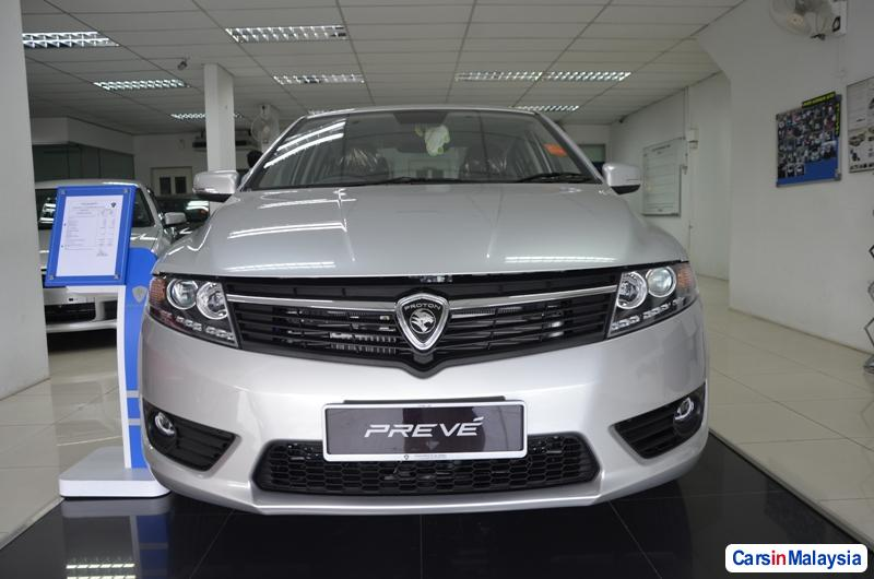 Picture of Proton Preve Automatic