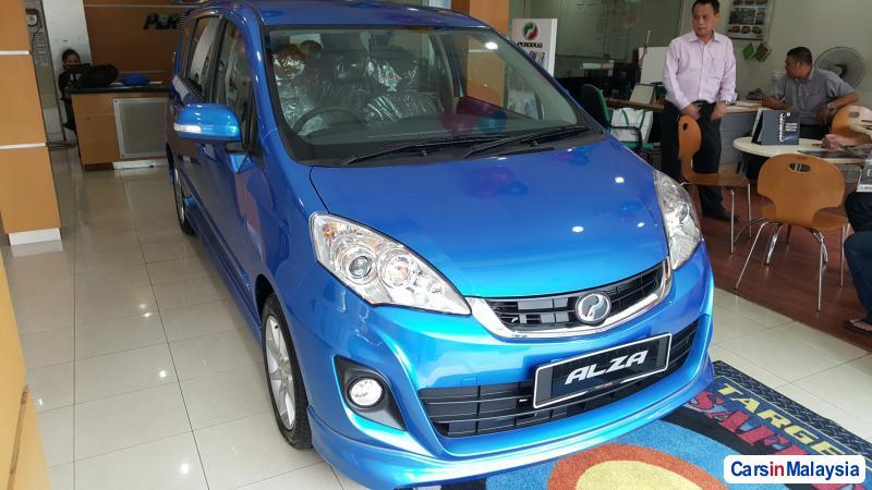 Perodua Alza Manual - image 2