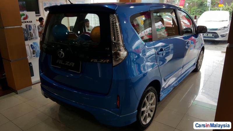 Perodua Alza Automatic - image 2