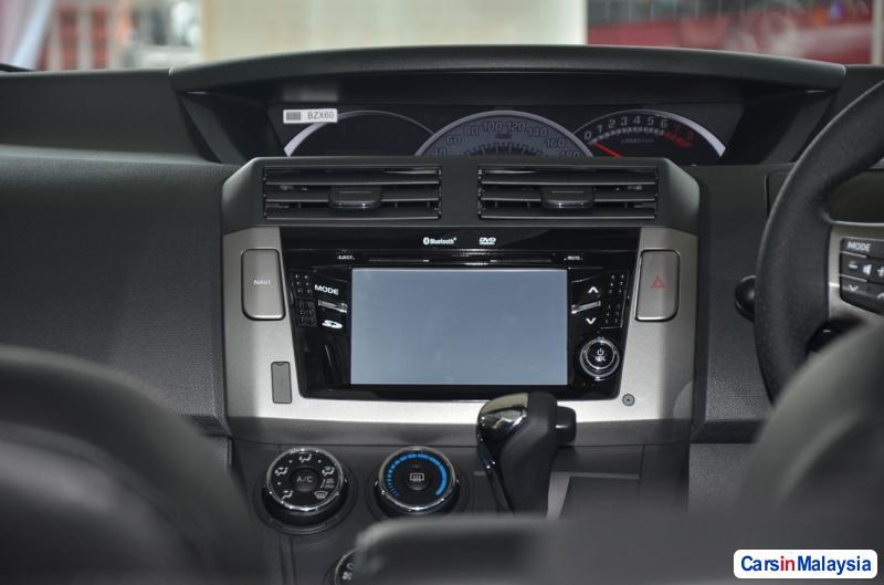 Perodua Alza Automatic