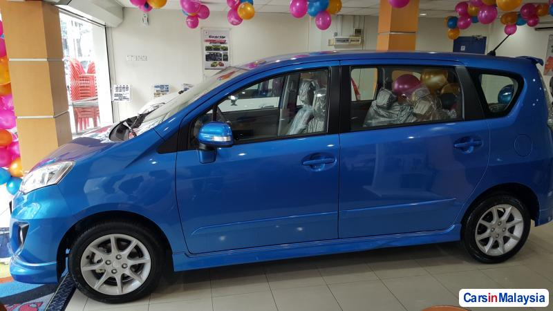 Perodua Alza Manual in Kuala Lumpur