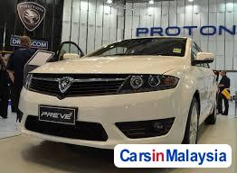 Picture of Proton Preve Manual