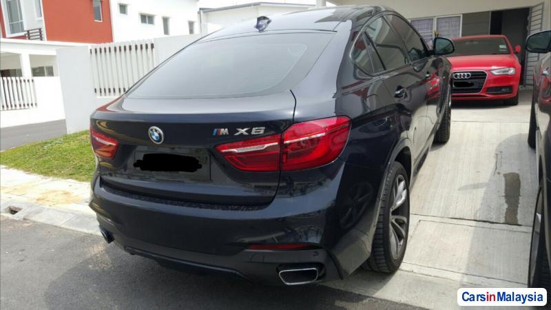 BMW X Automatic 2015