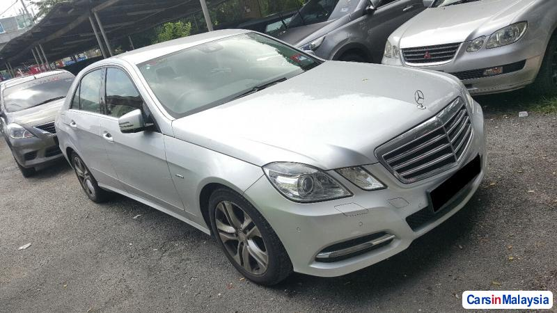 Picture of Mercedes Benz 250D Semi-Automatic 2013