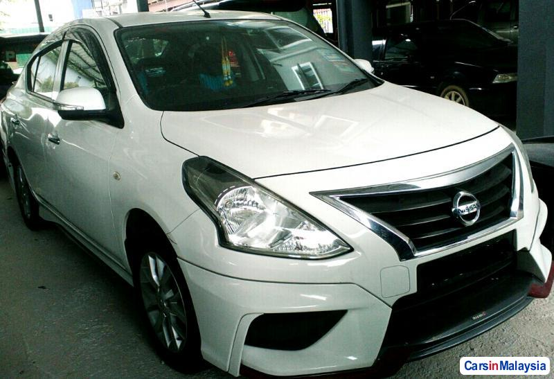 Pictures of Nissan Almera 2014