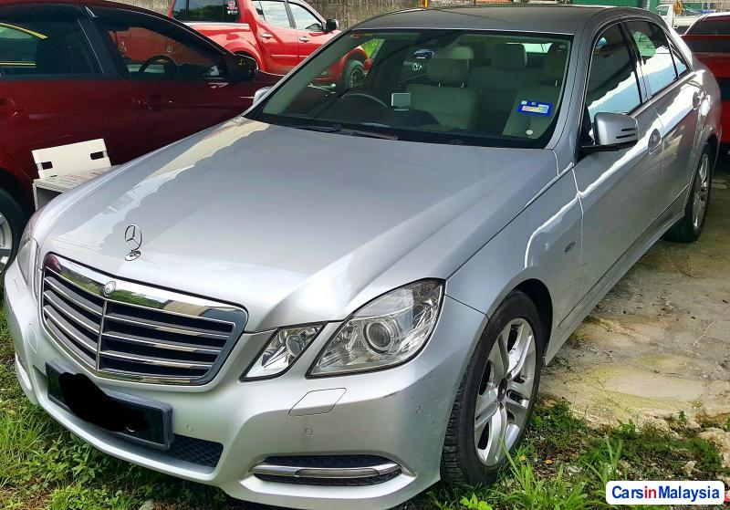Picture of Mercedes Benz 250D 2013