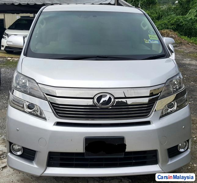 Picture of Toyota Vellfire 2016